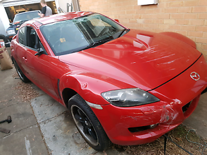 Mazda rx8 damaged Woodville Gardens Port Adelaide Area Preview