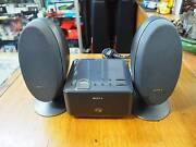 'Good Cond' Sony HI-FI Micro CD Stereo System HCD-CQ1 Prahran Stonnington Area Preview