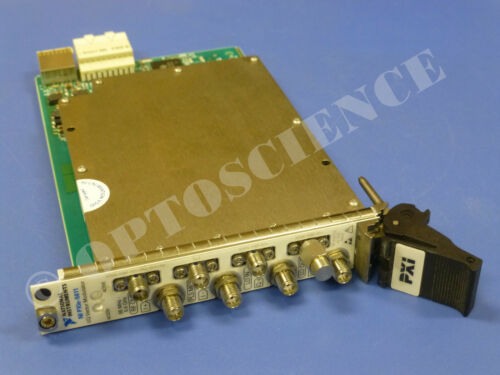 National Instruments NI PXIe-5611 I/Q Vector Modulator Module