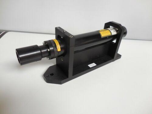 Melles Griot 05-LHP-121-288 HeNe Laser w/Nicolet 470-066400 RMN960 Laser Holder