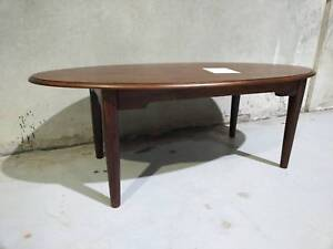 COFFEE TABLE - Solid Sheesham Wood - FACTORY 2ND Richmond Yarra Area Preview