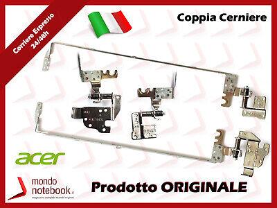 Cerniere Hinges ACER Aspire E1-572 E1-572G V5-561G (COPPIA) Vers. No Touch
