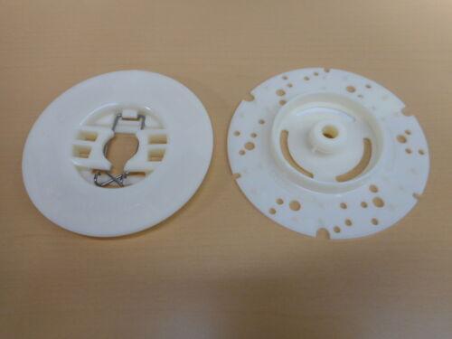 Center Lok 3 Floor scrubber pad holder clip centering device New