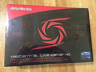 AVerMedia C985 & C985Q Live Gamer HD Video Capture Card