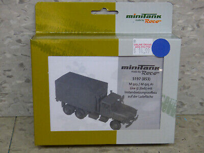 Roco Minitanks 1/87 Modern US M-923 / M-925 5T Maintenance Truck Lot #3754K, used for sale  Shipping to Canada