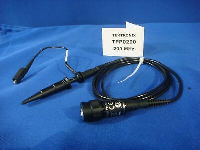 Tektronix TPP0200 200 MHz, 10x Passive Voltage Probe