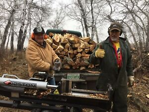 Best local firewood. $180 aspen and $380 black ash per cord