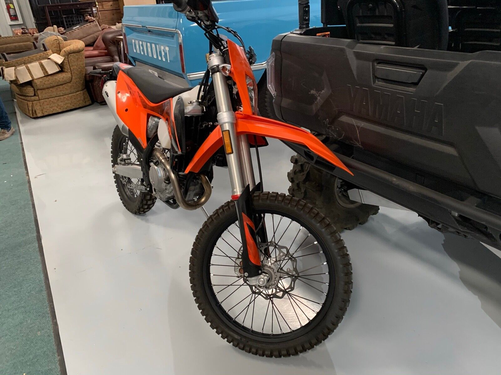 Picture of A 2020 KTM EXC
