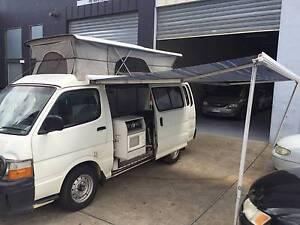 Toyota HiAce PopTop Campervan in EXCELLENT Condition + REGO & RWC Bundoora Banyule Area Preview