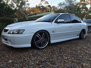 Holden SS Commodore Sedan CAMMED BAGGED SUPERCHARGED Tin Can Bay Gympie Area Preview