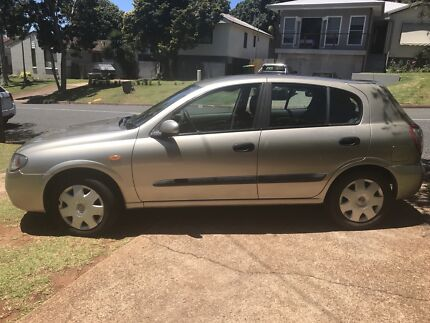 Wanted: 2003 Nissan Pulsar ST Hatch