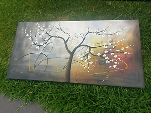 Canvas print cherry blossom Thornton Maitland Area Preview