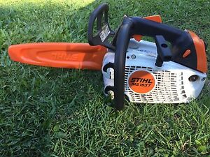 CHAINSAWS MS 193T MS 170 BG56 BLOWER CALL JAMES O431 490 719 Gold Coast Region Preview