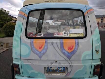 E20 Campervan