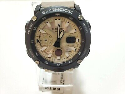 Casio G-Shock Watch New Over Stock With Tags GA2000WM-1A
