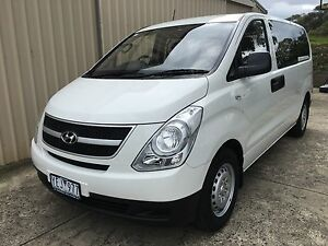 From $104 Per week on Finance* 2011 Hyundai iLoad Van/Minivan Narre Warren Casey Area Preview