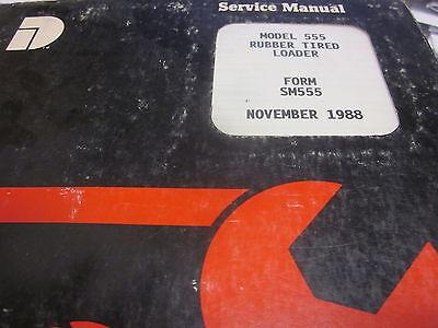 Dresser Model 200 Crawler Loader Service Manual