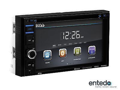 BOSS AUDIO BV9364B Touchscreen DVD Auto Radio USB MP3 Bluetooth AUX SD 2DIN NEU ()