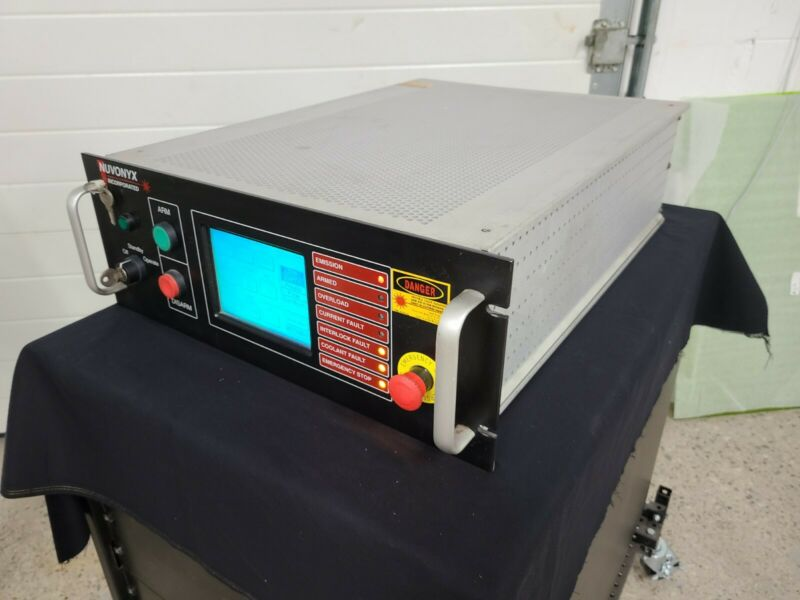 Nuvonyx isl1000m fiber coupled direct diode laser system