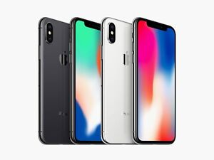 iPhone X *** 256 GB *** brand new with Apple care plus