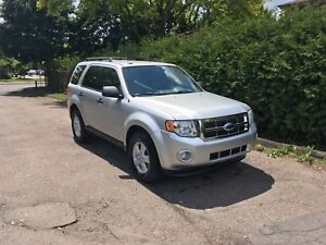 Ford escape 2010 xlt 4x4