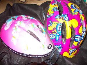 helmets for little girls $8 ea Mosman Mosman Area Preview