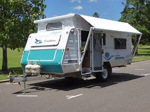 2004  16' Jayco Freedom Outback Poptop Gulliver Townsville City Preview