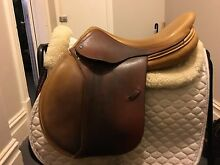 "Beautiful Wentworth Bordeaux limited edition  jump saddle 17"" Newtown Inner Sydney Preview"