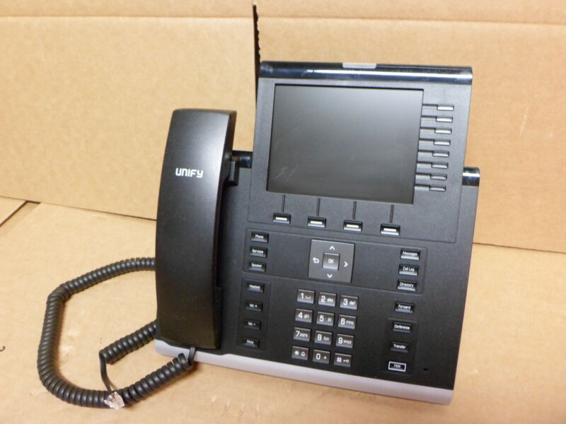 Unify Openscape DP IP55G 2093-14-4575 IP VOIP Phone Office Telephone