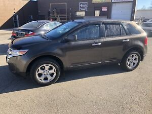 2011 Ford Edge SEL SUV,AWD/LEATHER/CERTIFIED