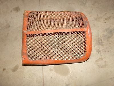 Allis Chalmers Wd Tractor Grill