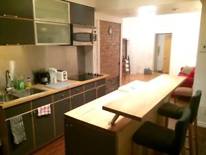 Cozy 1 BR 5 minutes to Mcgill University