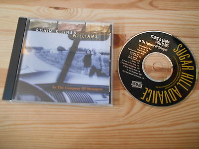 CD Pop Robin & Linda Williams - In The Company Of Strangers (12 Song) SUGAR HILL ()