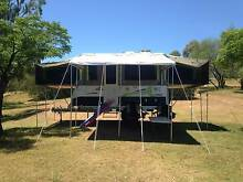 2013 Jayco Eagle OB & 2015 Jayco Hawk OB for hire Newcastle Newcastle Area Preview