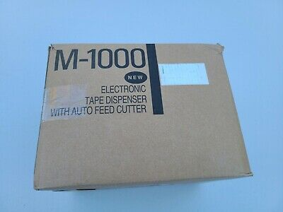 Automatic Electronic Tape Dispenser M1000 Cutting Machine (5448)