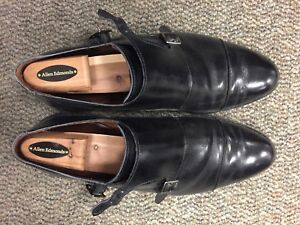 Men's Allen Edmonds Mora Monk Dress Shoe Sz11