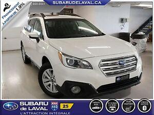 Subaru Outback Familiale CVT 5 portes 2.5i Touring