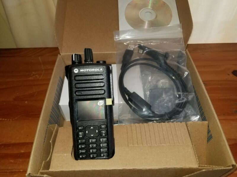 NEW MOTOROLA XPR 7550E UHF 403-512 MHz WITH PROGRAMMING