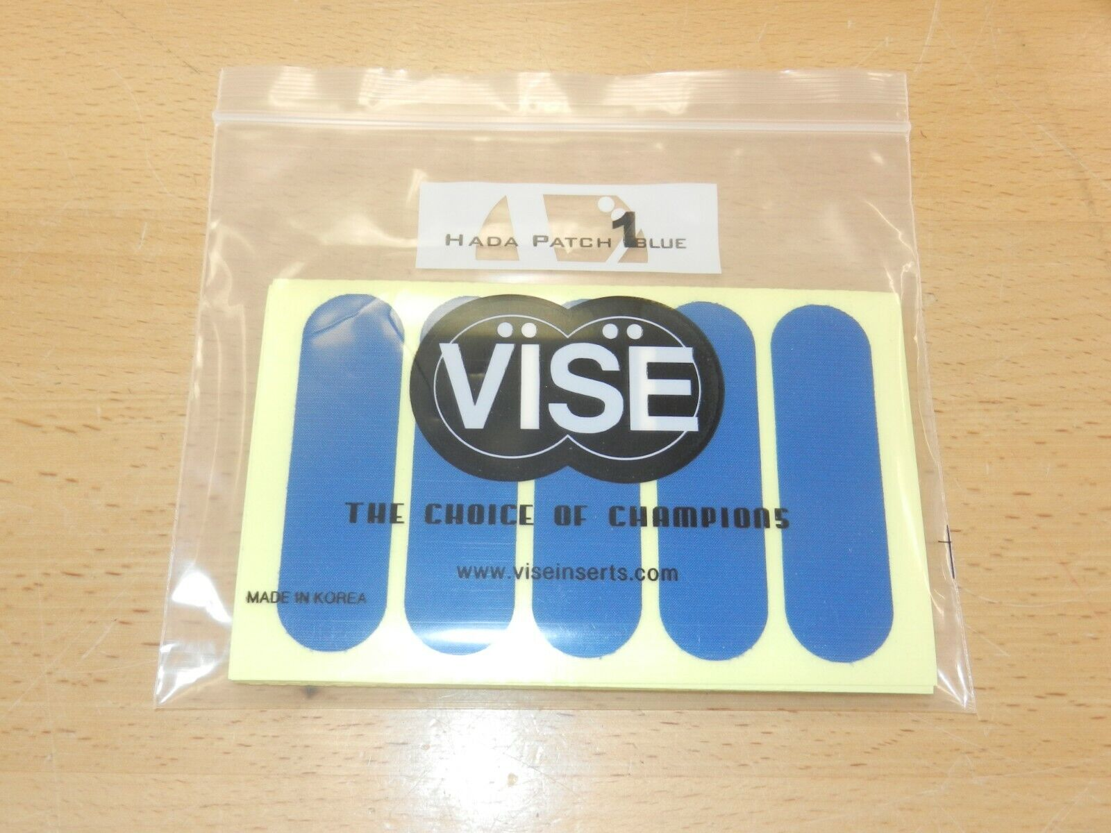 """Vise Bowling Thumb Tape Hada Patch #1 Skin Tape 50 Pc 3/4"""""""