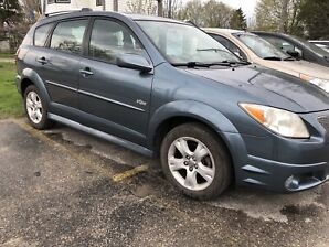 2007 Pontiac Vibe,MANUAL,LOW KM'S, ONE OWNER,CERTIFIED!!