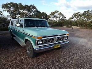 1976 Ford F250 Ute Lightning Ridge Walgett Area Preview