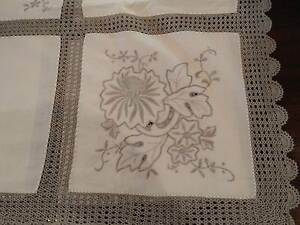 Antique and Vintage Irish Table Linen Package Nowra Nowra-Bomaderry Preview