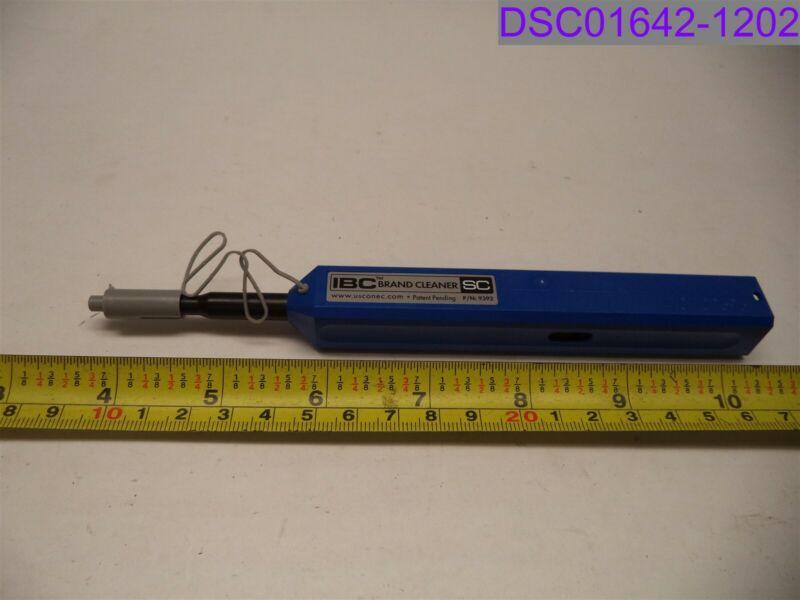 IBC Brand Cleaner Fiber Optic Connector Cleaner P/N 9392
