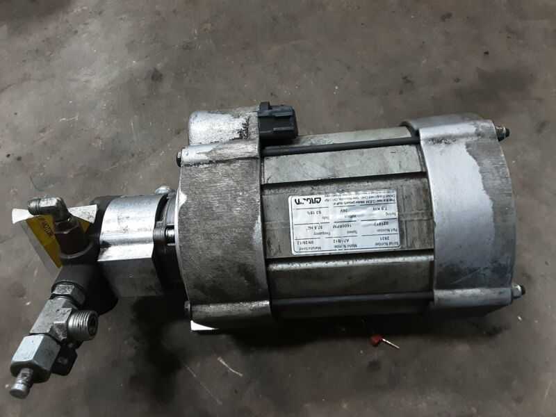 CROWN  RC5500 PUMP MOTOR P/N 021413
