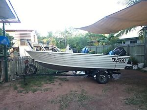 4.69 Stacer Aluminium Boat Townsville City Preview