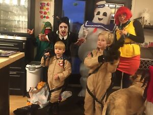 Ghostbusters family costume! 6 costumes !  sc 1 st  Kijiji & Ghostbusters Costumes | Kijiji in Ontario. - Buy Sell u0026 Save with ...