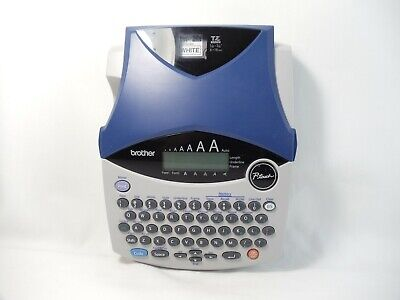Brother P-touch Pt-1900 Label Maker Thermal Printer - Tested