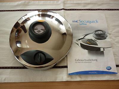 AMC Secuquick Ersatzteile Dichtung 24 cm Nummer 28-648-24-273 Töpfe Topf Topfset