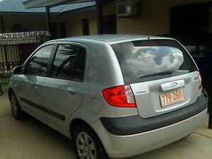 2007 Hyundai Getz Hatchback Gunn Palmerston Area Preview