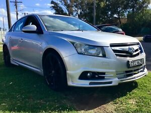 2011 Holden Cruze CDX 1.8 Auto fully optioned Low KM's Warranty Leumeah Campbelltown Area Preview